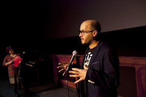 2016 Ann Arbor Polish Film Festival featured director, Mitja Okorn